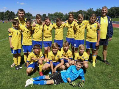 Pěkný výsledek mladších žáků JISKRY na turnaji Robe Valmez AntiCovid CUP 2020